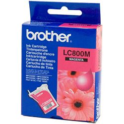 BROTHER LC-800 LC800  MAGENTA ORGINALNA TINTA