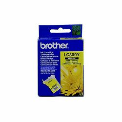 BROTHER LC-800 LC800  YELLOW ORGINALNA TINTA