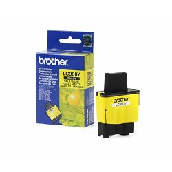BROTHER LC-900 LC900  YELLOW ORGINALNA TINTA