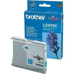BROTHER LC-970 LC970 CYAN ORGINALNA TINTA