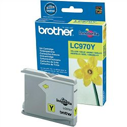 BROTHER LC-970 LC970 YELLOW ORGINALNA TINTA