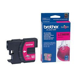 BROTHER LC-980 LC980 MAGENTA ORGINALNA TINTA