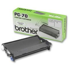 BROTHER PC70 BLACK ORIGINALNI RIBBON
