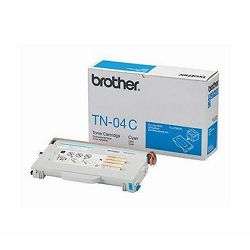 BROTHER TN-04 TN04 CYAN ORGINALNI TONER