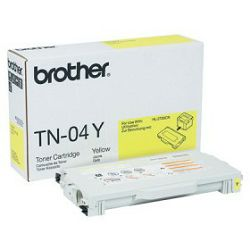 BROTHER TN-04 TN04 YELLOW ORGINALNI TONER