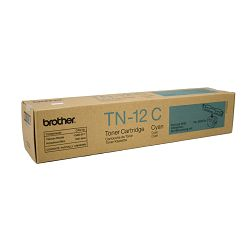 BROTHER TN-12 TN12 CYAN ORGINALNI TONER