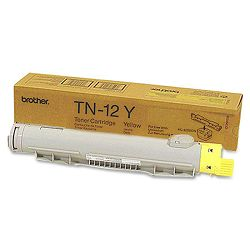 BROTHER TN-12 TN12 YELLOW ORGINALNI TONER