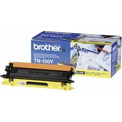 BROTHER TN-130 TN130 YELLOW ORGINALNI TONER
