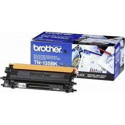 BROTHER TN-135 TN135 BLACK ORGINALNI TONER
