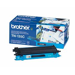 BROTHER TN-135 TN135 CYAN ORGINALNI TONER