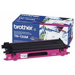 BROTHER TN-135 TN135 MAGENTA ORGINALNI TONER