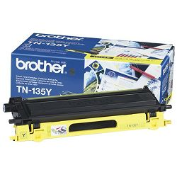 BROTHER TN-135 TN135 YELLOW ORGINALNI TONER