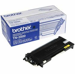 BROTHER TN-2000 TN2000 BLACK ORGINALNI TONER