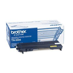BROTHER TN-2005 TN2005 BLACK ORGINALNI TONER