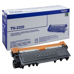 BROTHER TN-2320 TN2320 BLACK ORGINALNI TONER