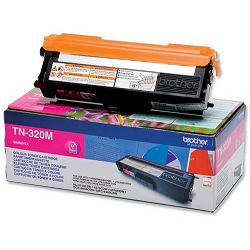 BROTHER TN-320 TN320 MAGENTA ORGINALNI TONER
