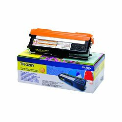BROTHER TN-320 TN320 YELLOW ORGINALNI TONER