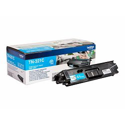 BROTHER TN-321 TN321 CYAN ORGINALNI TONER