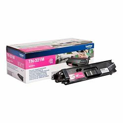 BROTHER TN-321 TN321 MAGENTA ORGINALNI TONER
