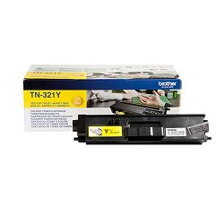 BROTHER TN-321 TN321 YELLOW ORGINALNI TONER