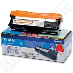 BROTHER TN-325 TN325 CYAN ORGINALNI TONER