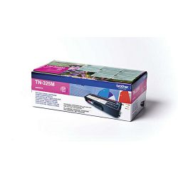 BROTHER TN-325 TN325 MAGENTA ORGINALNI TONER