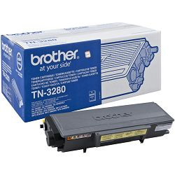 BROTHER TN-3280 TN3280 BLACK ORGINALNI TONER