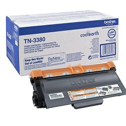 BROTHER TN-3380 TN3380 BLACK ORGINALNI TONER