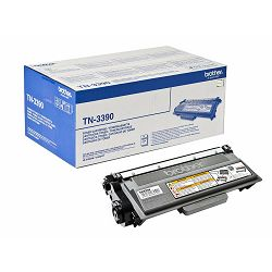 BROTHER TN-3390 TN3390 BLACK ORGINALNI TONER