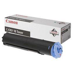 Canon C-EXV18 Black Originalni toner