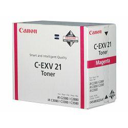 Canon C-EXV21 Magenta Originalni toner
