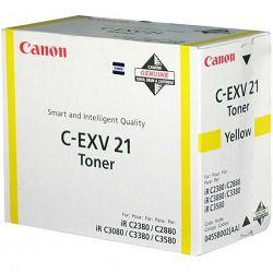 Canon C-EXV21 Yellow Originalni toner