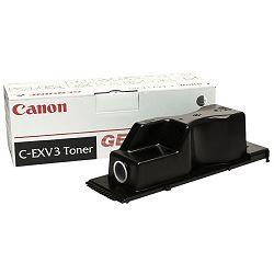 Canon C-EXV3 Black Originalni toner