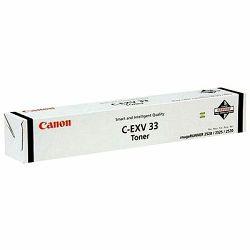 Canon C-EXV33 Black Originalni toner