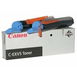 Canon C-EXV5 Black Originalni toner x2