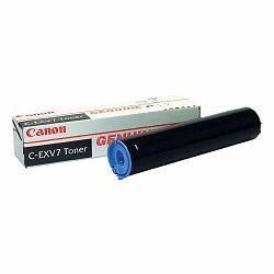 Canon C-EXV7 Black Originalni toner