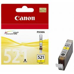 Canon CLI-521 Yellow Originalna tinta