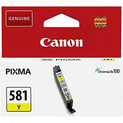 Canon CLI-581 Yellow Originalna tinta