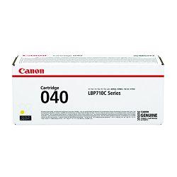 Canon CRG-040 Yellow Originalni toner