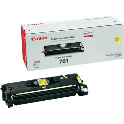 Canon CRG-701 Yellow Orginalni toner