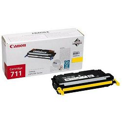 Canon CRG-711 Yellow Originalni toner