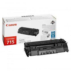 Canon CRG-715 Black Originalni toner