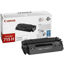 Canon CRG-715HI Black Originalni toner