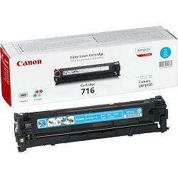 Canon CRG-716 Cyan Originalni toner