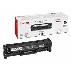 Canon CRG-718 Black Originalni toner