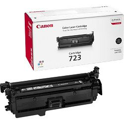 Canon CRG-723 Black Originalni toner