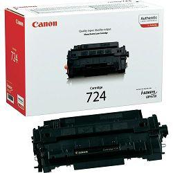 Canon CRG-724 Black Originalni toner