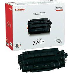 Canon CRG-724 HI Black Originalni toner