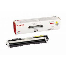 Canon CRG-729 Yellow Originalni toner