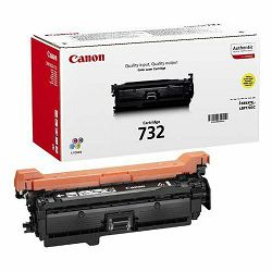 Canon CRG-732 Yellow Originalni toner